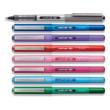 UNI UB-157D 8db-os készlet (fekete, kék, világoskék, rózsaszín, bordó, lila, zöld, piros)