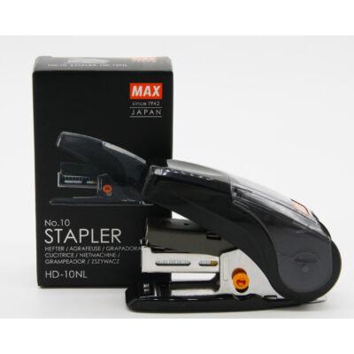 MAX HD-10NL Tűzőgép FEKETE