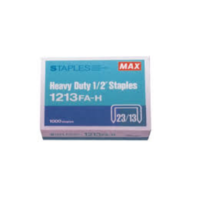 MAX 23/13 Tűzőkapocs 1000 db