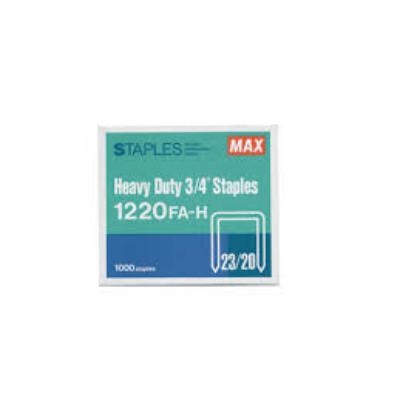MAX 23/20 Tűzőkapocs 1000 db