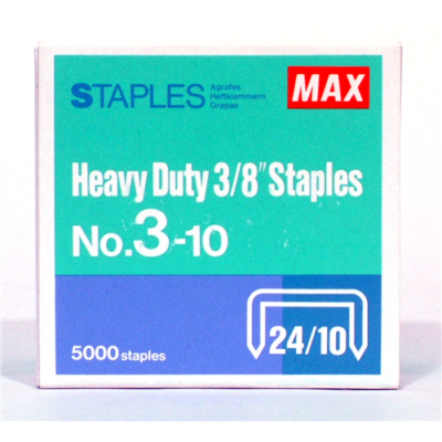 MAX 24/10 Tűzőkapocs 5000 db