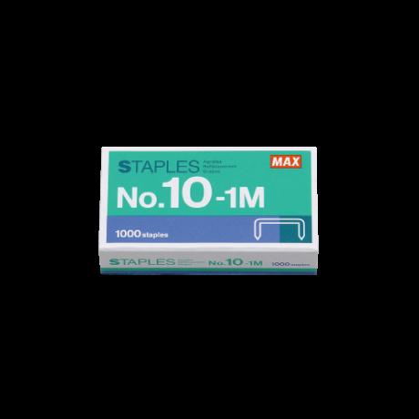 MAX 10-1 Tűzőkapocs 1000 db