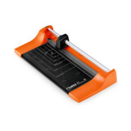 DAHLE 507 körkéses narancs papírvágógép