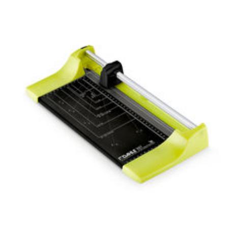 DAHLE 507 körkéses zöld papírvágógép