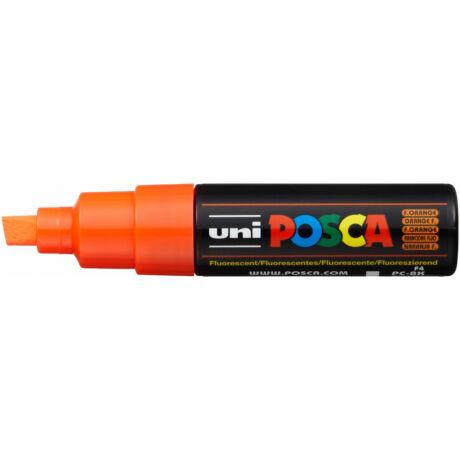 UNI POSCA PC-8K Fluoreszkáló narancs